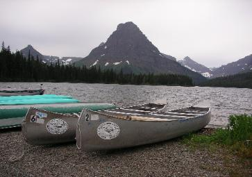how to bring meat on trip canoe